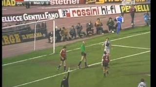 25/04/1984  Juventus v Manchester United