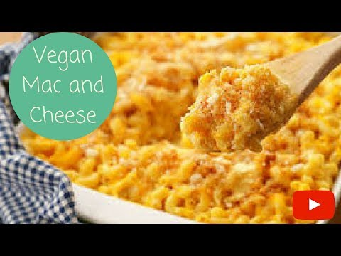 Vegan Mac and Cheese- Soul Food!!