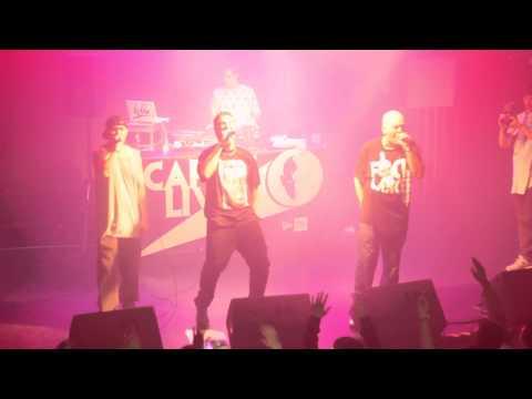 Capaz Feat Kase o.Pan Caliente. Sala La trinchera Malaga 2012