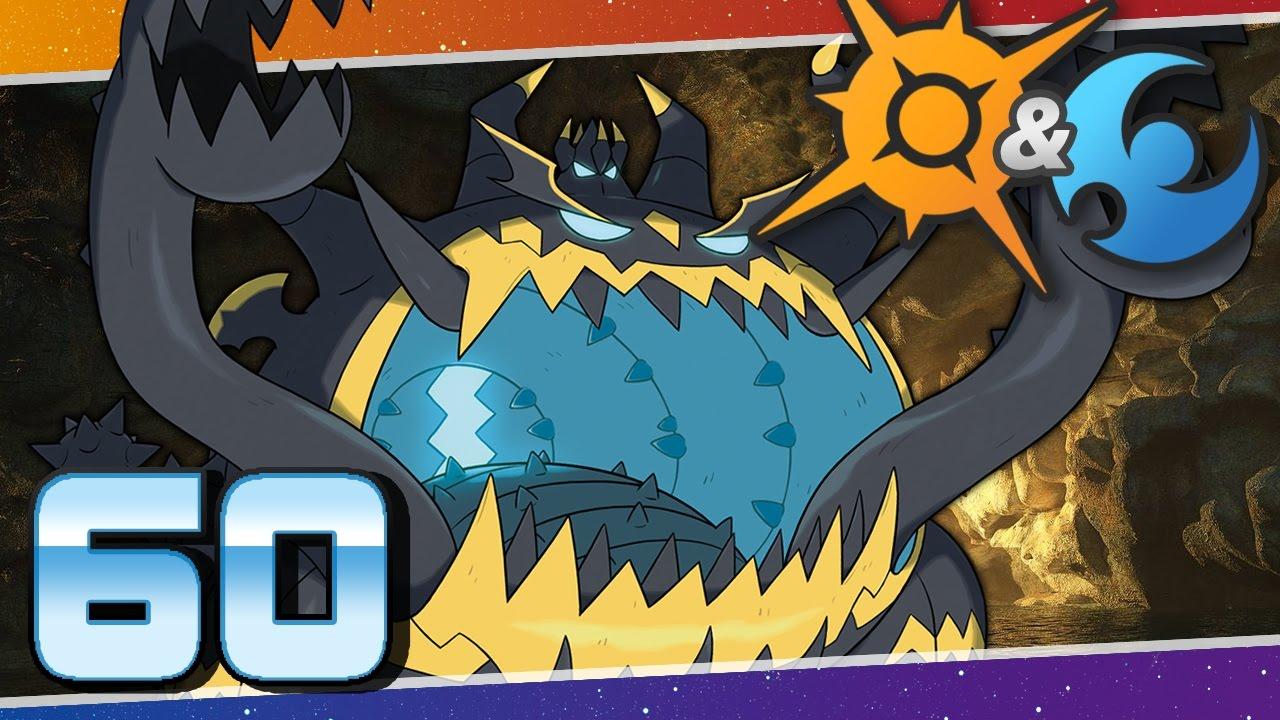 Pokémon Sun and Moon - Episode 60 | UB-05 Guzzlord! - YouTube