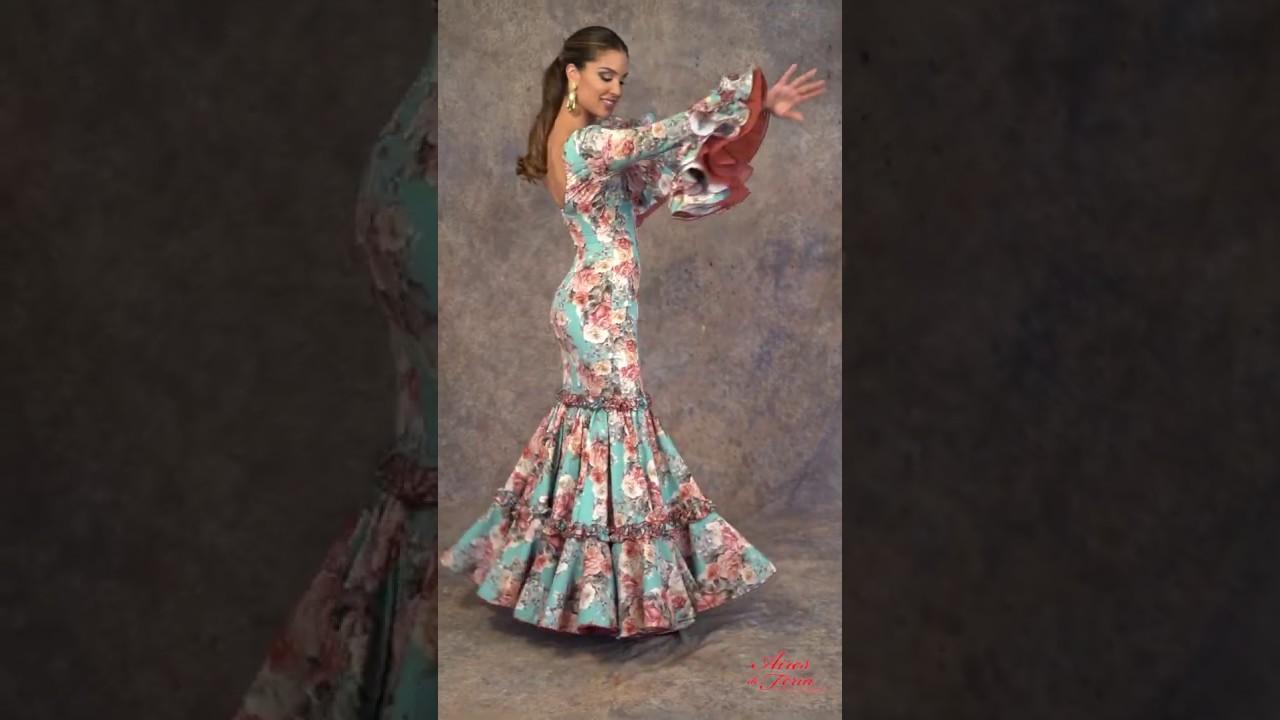 Extremadamente atractivo peinados para trajes de flamenca 2021 Colección De Cortes De Pelo Consejos - Modelo Candela - Aires de Feria, trajes de flamenca 2019 ...