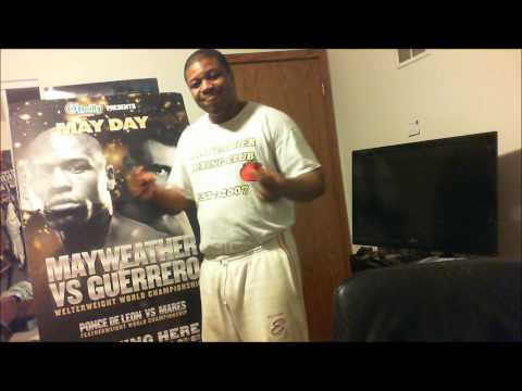 Mayweather vs Guerrero post fight review