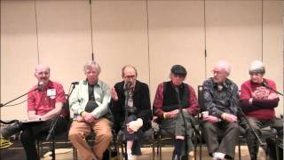 New England Contra Dance History - Old Timers Talk (2 of 6) - Ralph Sweet