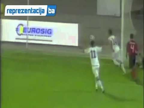 Bosnia and Herzegovina - Qualif. for Euro 2012 All Goals.wmv
