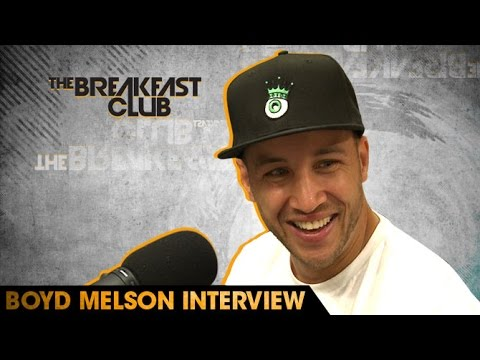 Boyd Melson Interview With The Breakfast Club (8-18-16)