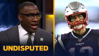 Download Tom Brady undoubtedly has more pressure this season than Cam Newton — Shannon | NFL | UNDISPUTED Mp3 and Videos