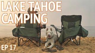 Lake Tahoe Camping - California Travel Destination | Camper Van Life