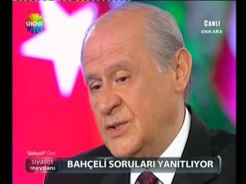 MHP Genel Başkanı Sn. Devlet Bahçeli'nin SHOW TV Siyaset Meydanı Seçim Özel ... [ # 387 ]