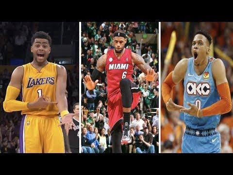 """NBA """"Iconic Celebrations"""" COMPILATION"""