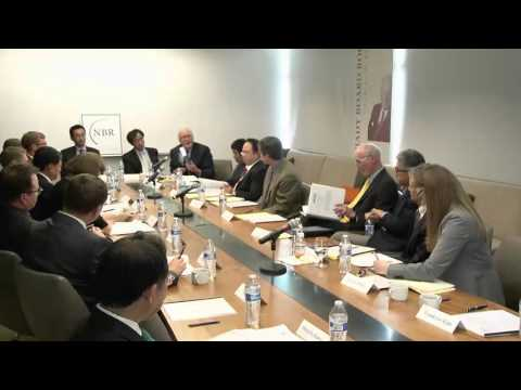 The Future of North America-Asia Energy Trade: Expert Roundtable Discussion