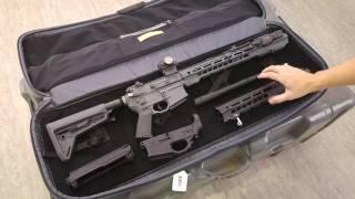 CRW (Eng) EMG Salient Arms Licensed GRY AR15 TW system by G&P x Fight Club Custom