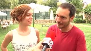 Reportaje de l'Hospitalet TV sobre el Petit Format 2017 con Hibernales