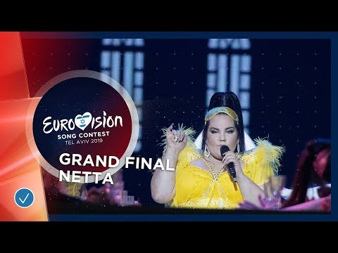 Netta - Nana Banana - Interval Act - Eurovision 2019