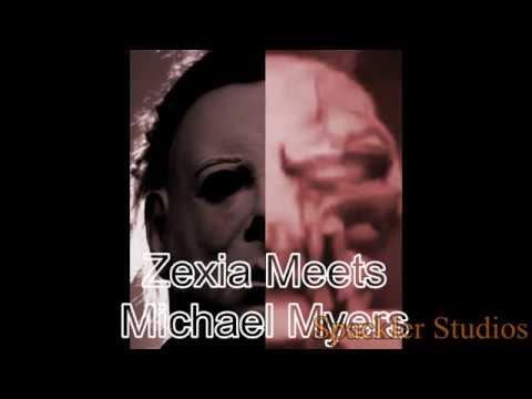 Zexia Meets Michael Myers (Joke Trailer, NOT FOR KIDS)