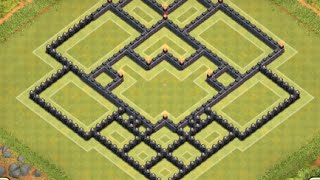 EPIC BEST Town Hall Level 9 Farming Base For Clash Of Clans