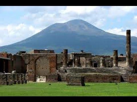 Zaginione skarby starożytności - Pompeje (Lost Treasures of the Ancient World - Pompeii), cz. I