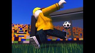 A Copa do mundo de pato (Roblox Kick off momentos engraçados)
