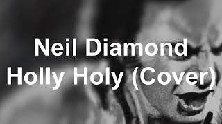 Neil Diamond-Holly Holy (Cover)