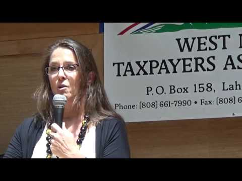 Disaster Preparedness Expo - Part 6 - Hawaii Hazards Awareness & Resilience Program