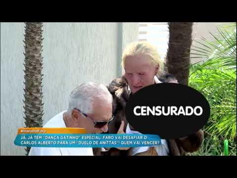 Rodrigo Faro Se Fantasia De