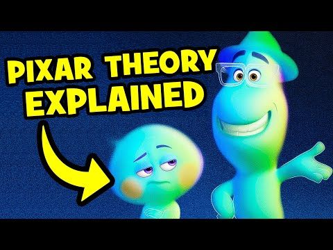 How SOUL Proves THE PIXAR THEORY!