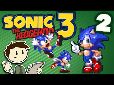 Sonic the Hedgehog 3 - #2 - Everything's Underwater - Extra Play