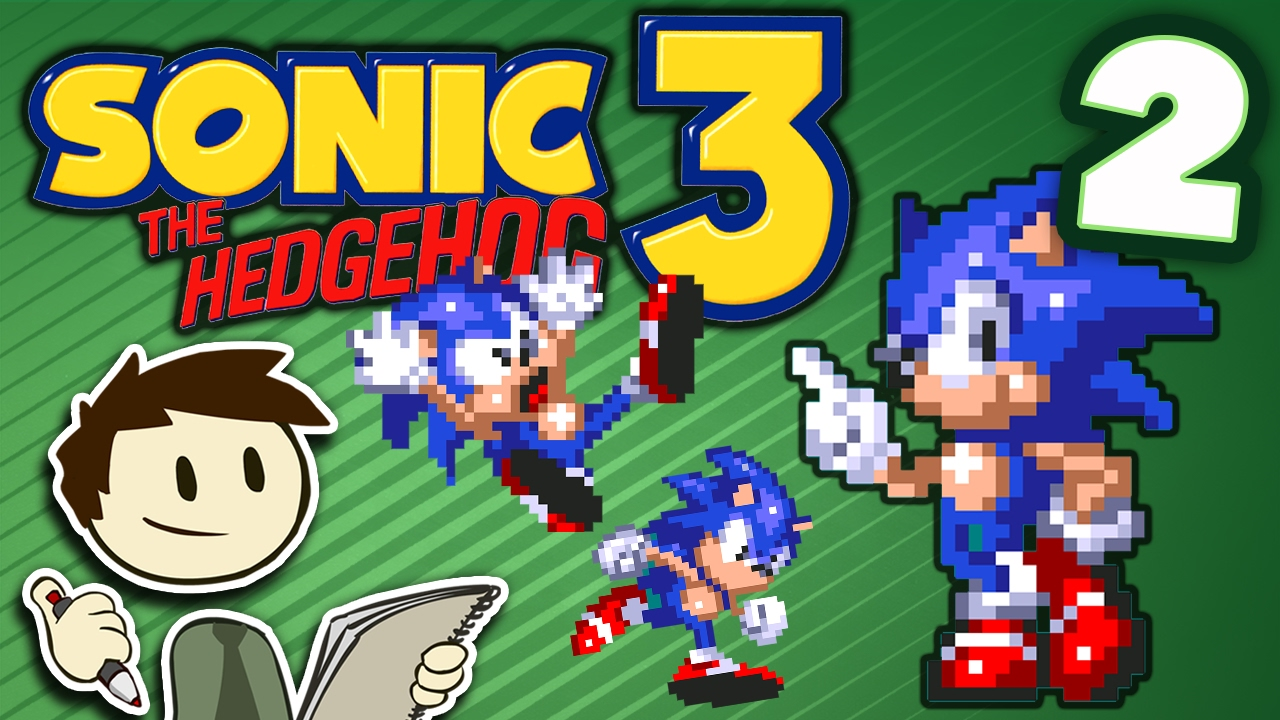 Sonic The Hedgehog 3 2 Everything S Underwater Youtube