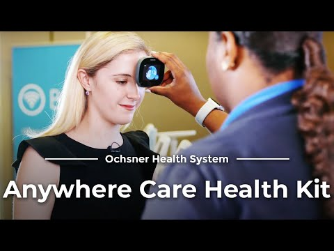 Ochsner Anywhere Care Health Kit Demo