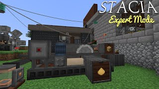 Automating A Bit Of Immersive Engineering : Stacia Expert Minecraft 1.16.4 LP EP #8