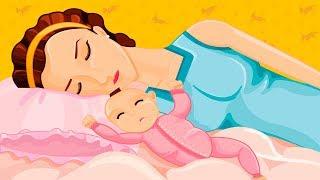 A La Nanita Nana Canción De Cuna Para Dormir Bebés Nana Para Calmar Y Dormir Niños Cajita