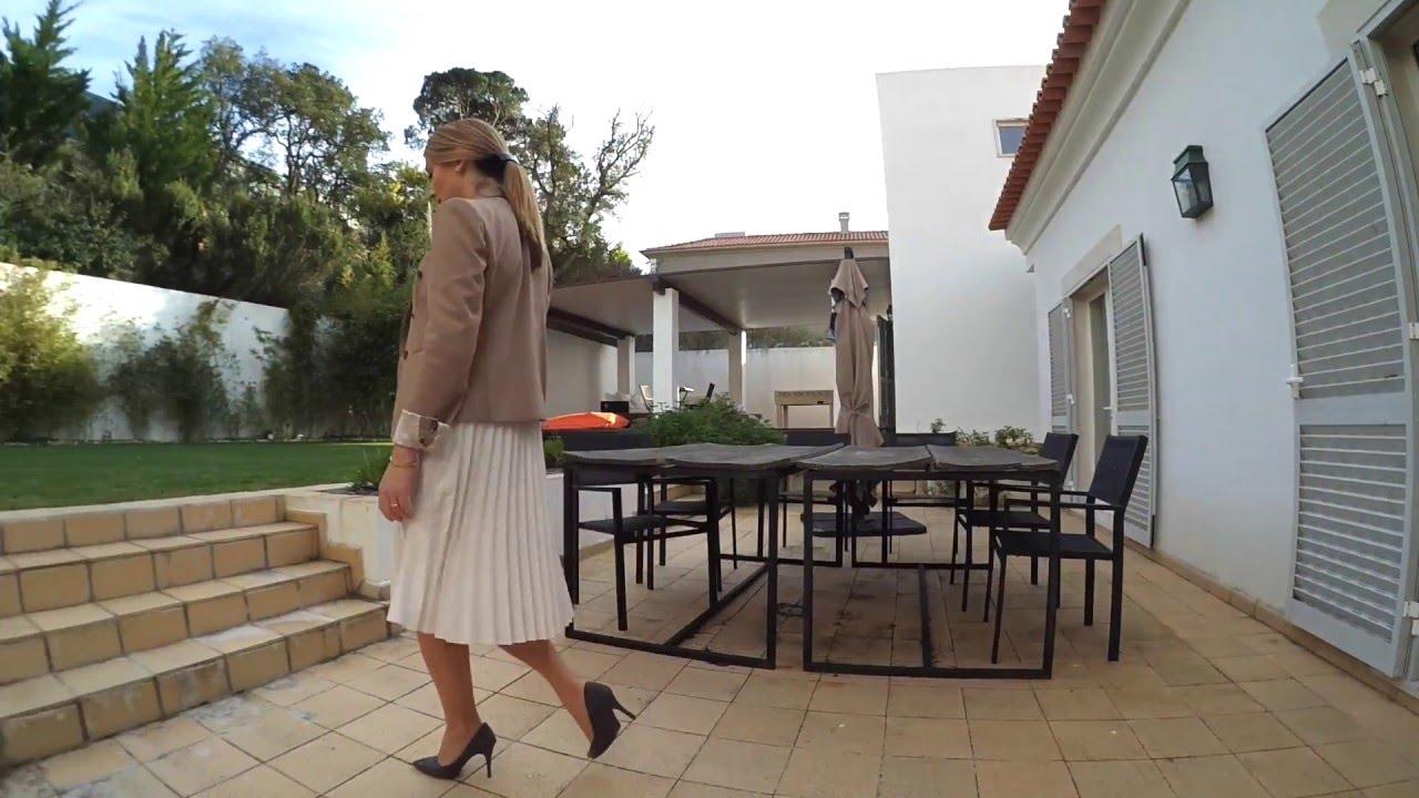 Moradia t4 na quinta patino de arquitetura moderna youtube for Casa quinta moderna