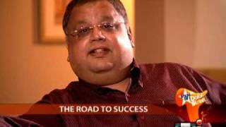 Priyanka and Jhunjhunwala discuss markets on UTVi