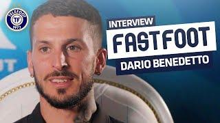 """""""J'aime beaucoup Luis Suarez"""" - L'interview Fast Foot de Benedetto"""