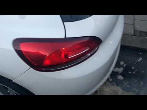 VW Scirocco TDI DPF cleaning