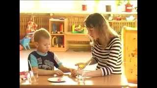 Развитие речи у детей дошкольного возраста. Занятие с логопедом.