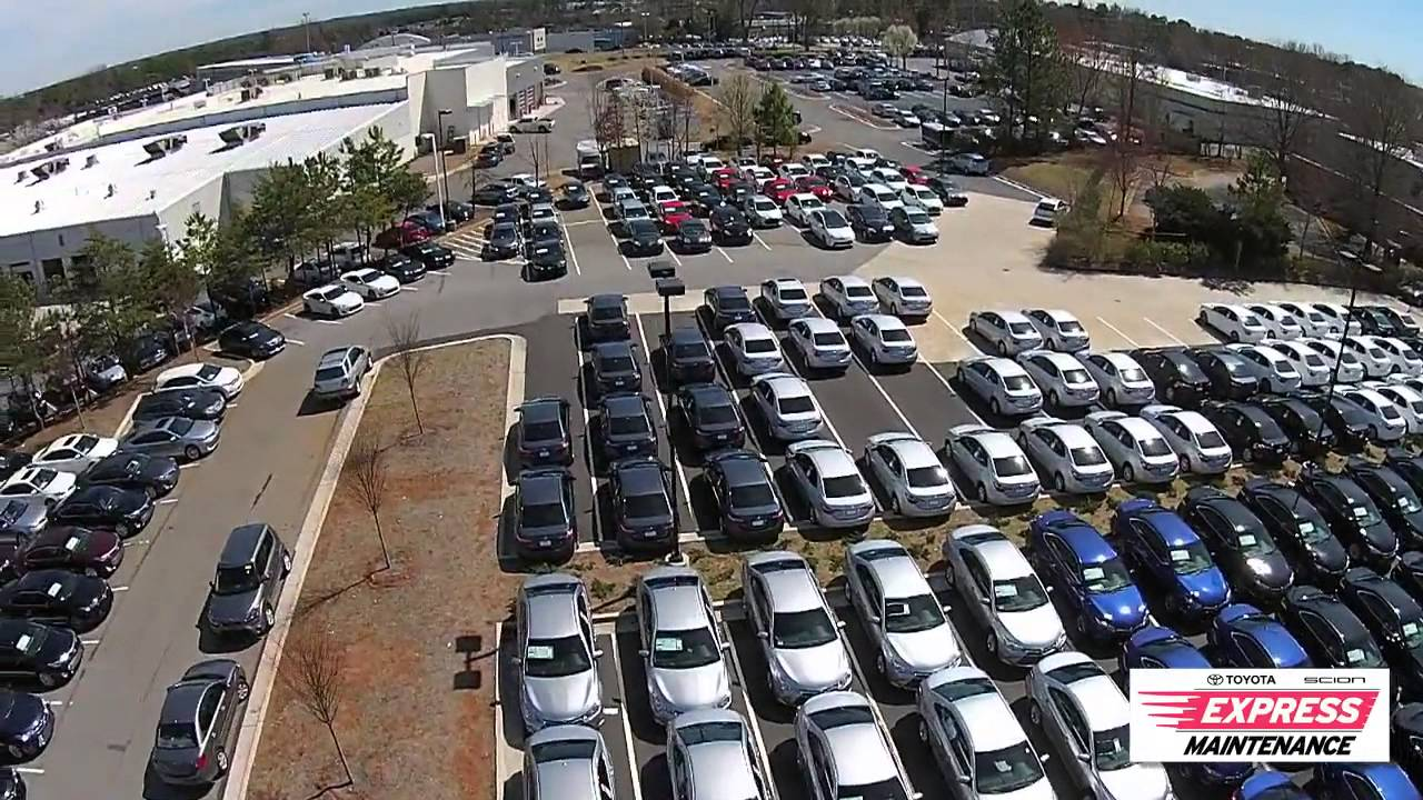 Nalley Toyota Of Roswell 5000 Mile Service