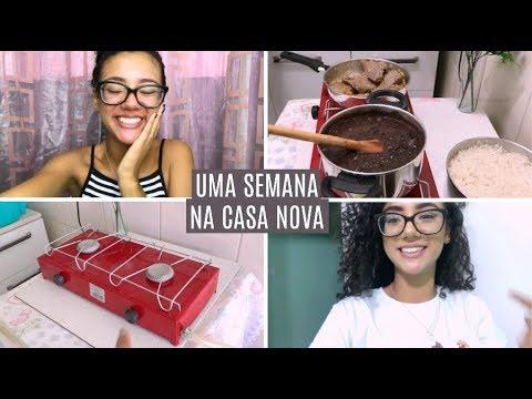 MORANDO SOZINHA - 1 SEMANA COMIGO ♥ Natalia Souza