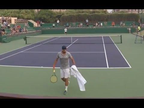 Match Against Wu Di (ATP #140)   Part 1 (TENFITMEN)
