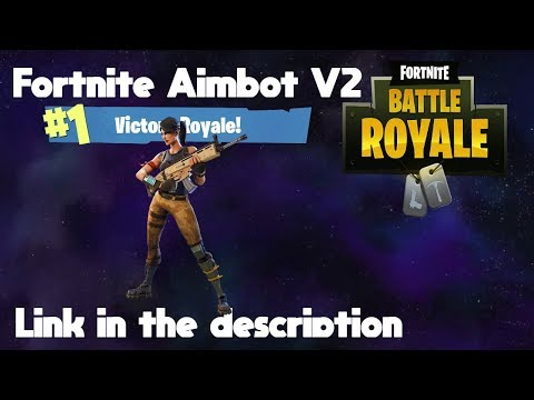 Fortnite || # Aimbot V2, Rapid Fire, No Recoil + Download