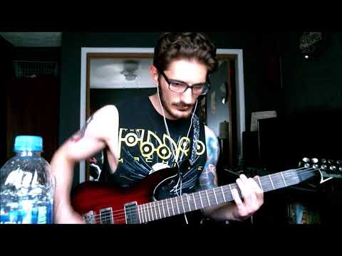 Gojira - Global Warming (Guitar Cover)