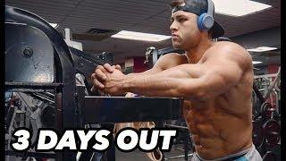 Bodybuilding motivation - regan grimes 3 days out vancouver pro