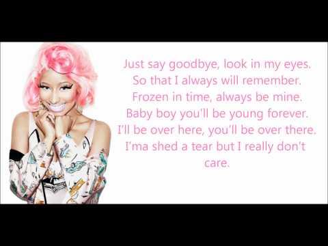 Nicki Minaj - Young Forever (Lyrics)