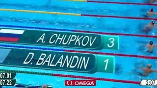 Шокирующая победа Баландина Рио 2016