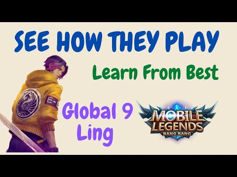 Watch the Pros, learn Skills and be the Pro | Global 9 Ling | Episode 2