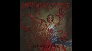 CANNIBAL CORPSE - Red Before Black CD (2017)
