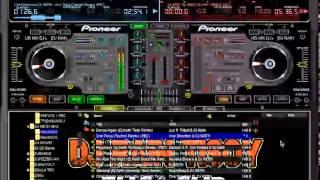vdjrain livemix p3 techno beats club remixes