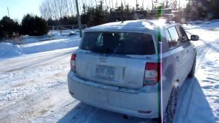 Scion xD Test Drive - Walk Around