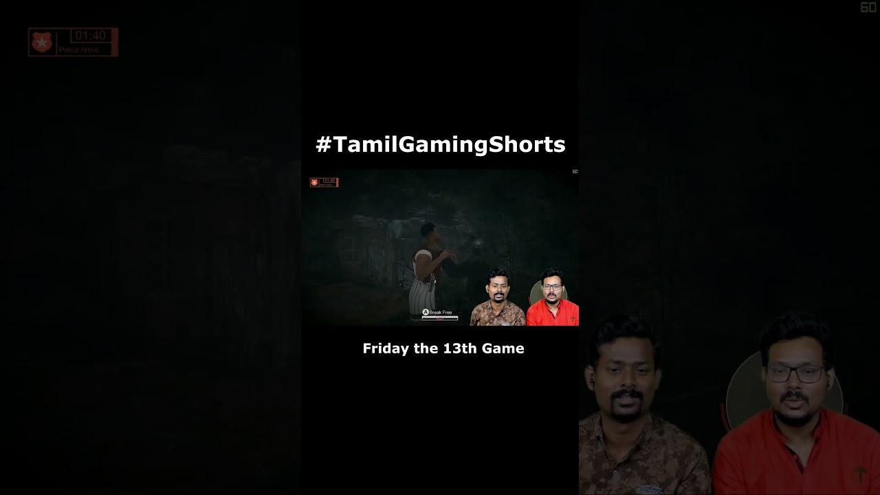 Jason னை கொன்னுட்டோம் #TamilGamingShorts #TGshorts #Shorts #Gaming #Fridaythe13th