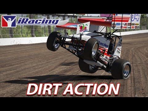 Dirt Action | iRacing [GER] Eldora Speedway