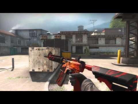 [CS:GO] StatTrak™ M4A4 | Howl (Factory New) Showcase